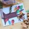 Joc cu frunze și vulpi pătrate, cu Epson EcoTank L816 (P)
